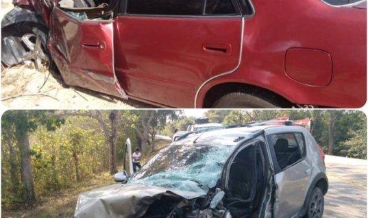 Una persona muerta y tres más heridas dejó aparatoso accidente en la vía Tame- Arauca a la altura de Corocoro.