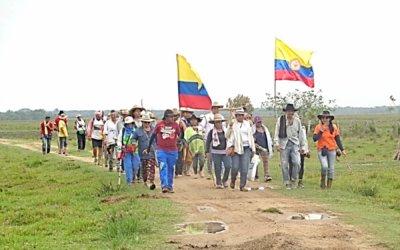 Abiertas inscripciones para la caminata de la ruta libertadora en honor al  Bicentenario. Travesía iniciara el cuatro de junio en Matecandela.