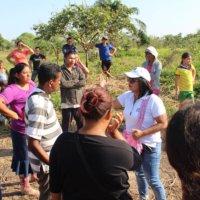 La Personera de Arauca denunció agresiones verbales durante desalojo en Villa Esperanza. Le reclamó más apoyo de la Defensoría del Pueblo.