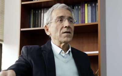 Francisco de Roux estuvo en Arauca. Presidente de la Comisión de la verdad recolecto testimonios de las víctimas del conflicto y las FARC.
