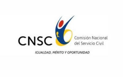 Gobernación suscribió convenio con la Comisión Nacional del Servicio Civil  para la provisión de 223 cargos de carrera administrativa.