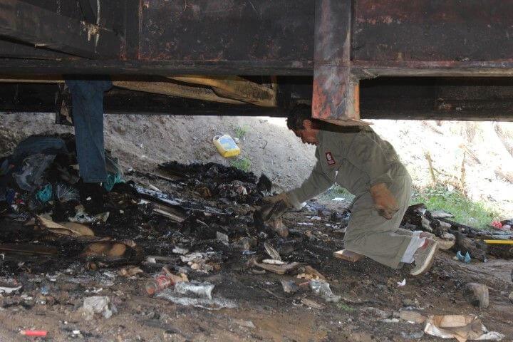 Puentes de Arauca convertidos en refugios de delincuentes y drogadictos.  Los males de las grandes ciudades están llegando al Departamento.