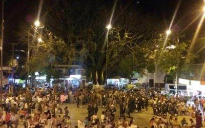 Abogado dice que comerciantes del parque Caldas no pueden ser  desalojados por la Alcaldía. Aseguró que ya tienen un derecho adquirido.