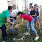 Comunidad de playitas trabaja con EMAAR para crear conciencia y cultura ambiental. Desperdicios podrían generar problemas sanitarios.