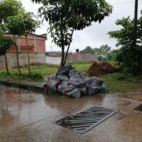 EMAAR recuperó punto crítico ubicado en el sector de Las Corocoras