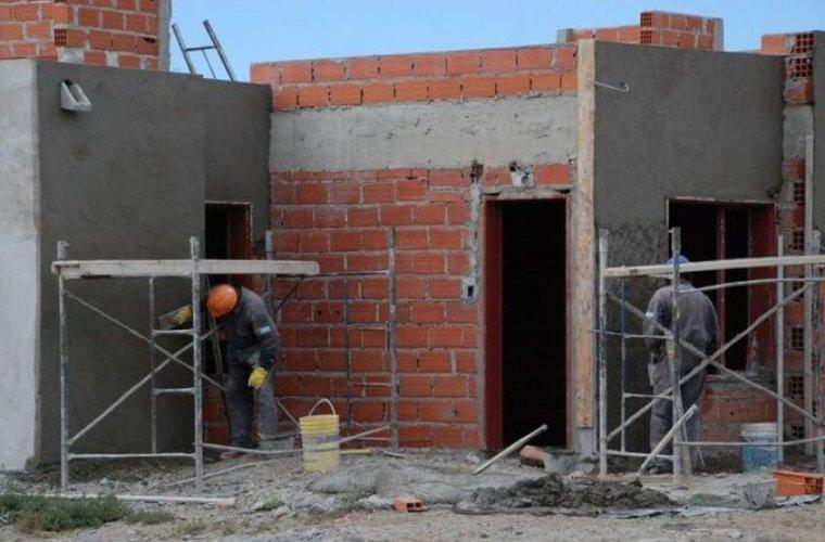 Las viviendas del Municipio van a quedar en construcción. La meta son 200 y se levantarán en Playitas.