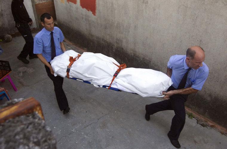 Funerarias han asumido función de levantar cuerpos de personas asesinadas. Gobernador, pidió a nuevo Fiscal revisar el tema.