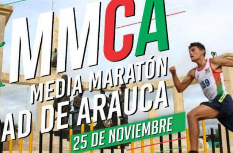 Ya están abiertas las inscripciones para la segunda versión de la Media Maratón Ciudad de Arauca. El evento deportivo se realizará el 24 de noviembre.
