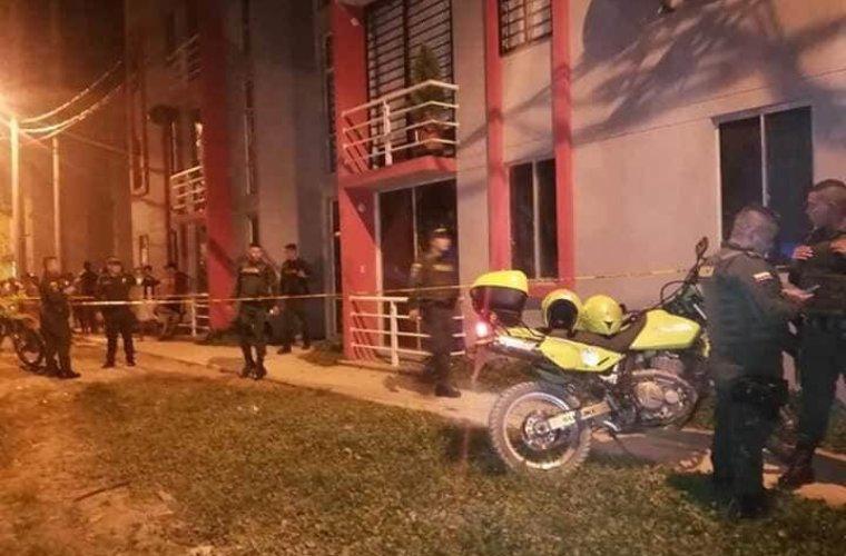 Autoridades identificaron sujeto que asesino con arma blanca a mujer al interior de los apartamentos de Laureles. Responsable será judicializado.