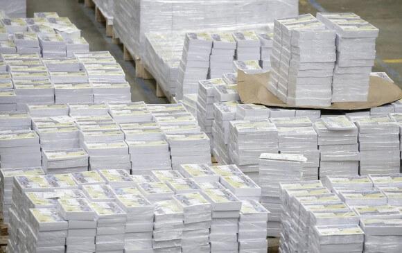 Por vía aérea pidió la MOE trasladar material electoral de Arauca, Saravena, Arauquita, Tame y Fortul. Buscan evitar fraude.