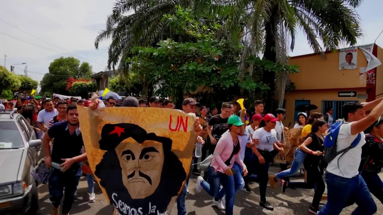 Procuraduría destacó comportamiento de los araucanos durante jornadas de manifestación. Dice que se hicieron dentro del marco del respeto.