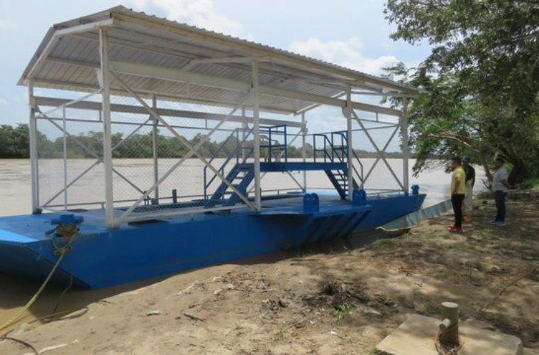 No será terminada plataforma para la barcaza y nuevas motobombas. EMSERPA garantiza acueducto en toda la ciudad.