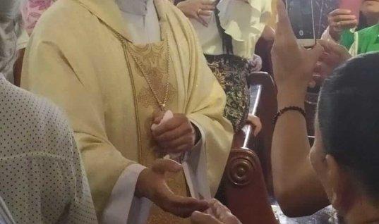 Asumió nuevo Obispo de la Diócesis de Arauca.