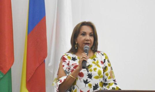 Nueva Contralora Departamental de Arauca