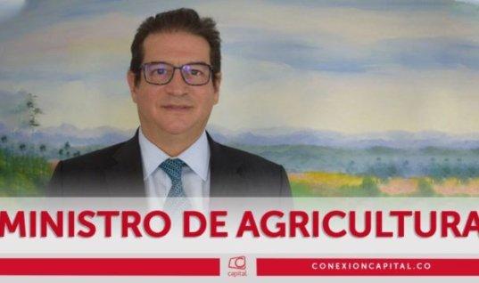 Recién nombrado Ministro de Agricultura y Desarrollo Rural, Rodolfo Enrique Zea cumplirá agenda de trabajo el próximo domingo en Tame y Arauca.