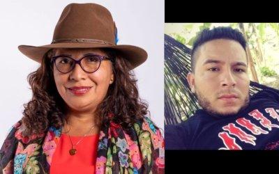 Sentido homenaje póstumo a presidenta de la Asociación Campesina. Su sucesor destacó cualidades de Luz Perly Córdoba