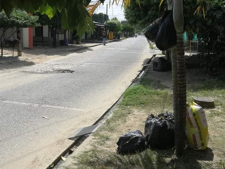 Actos vandálicos en los parques recreativos del sector denuncia presidente de la Junta de Acción Comunal del barrio Flor de Mi Llano.