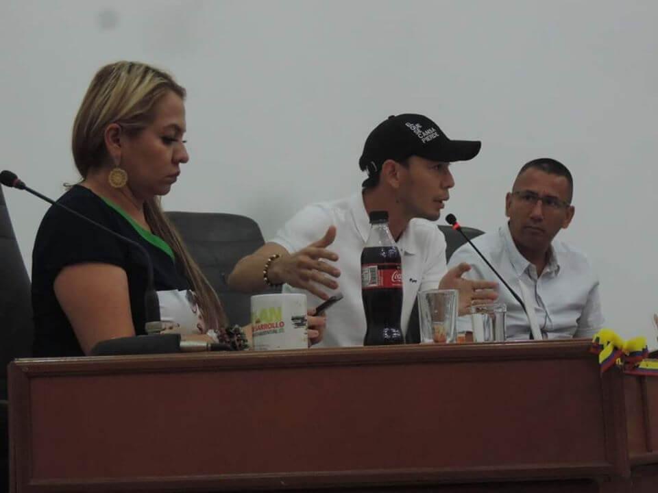 Presidente de la Asamblea dijo que los diputados responderán en conjunto ante queja radicada en la procuraduría por elección de actual Contralora Departamental.