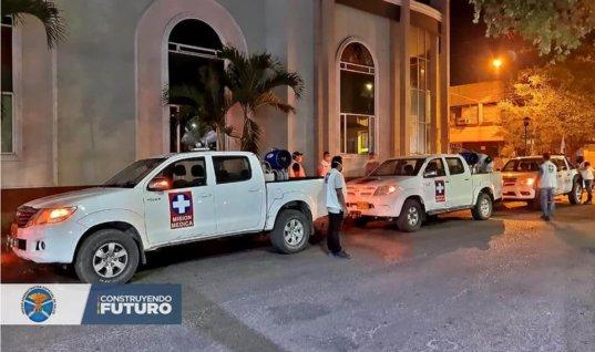 A partir de hoy en el departamento de Arauca dará inicio al plan estratégico de desinfección con el objetivo de prevenir la presencia del Coronavirus COVID-19 en las calles y sitios de esparcimiento público.