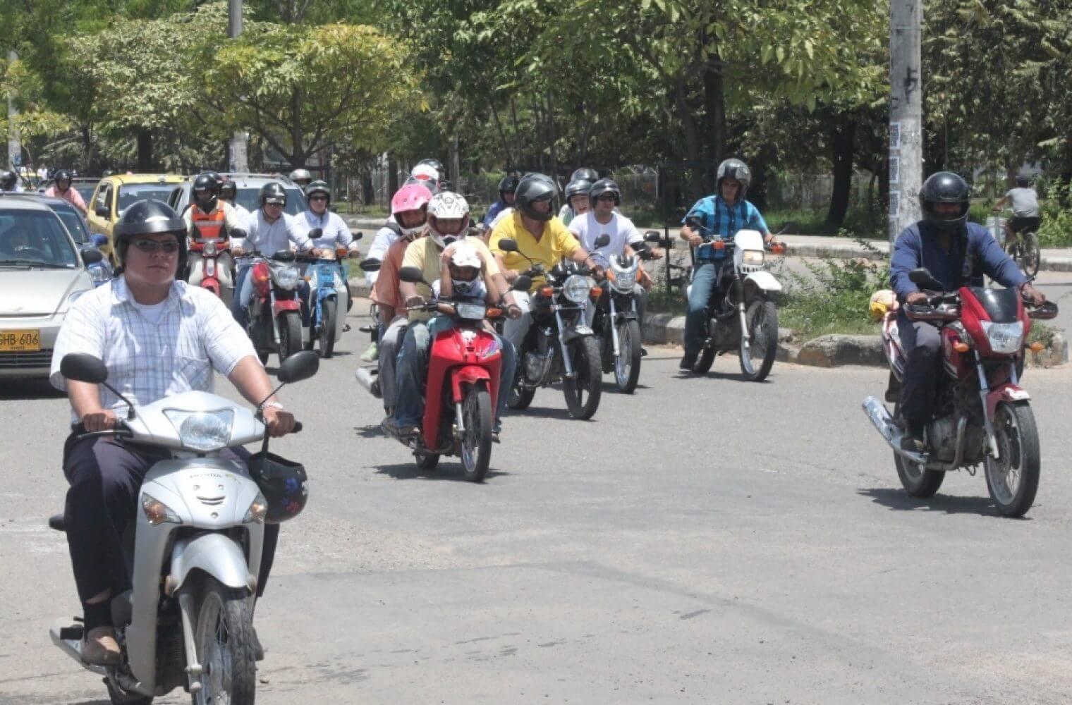 Restringida la libre circulación de vehículos en Arauca con algunas excepciones, por decisión del Instituto de Tránsito y Transporte