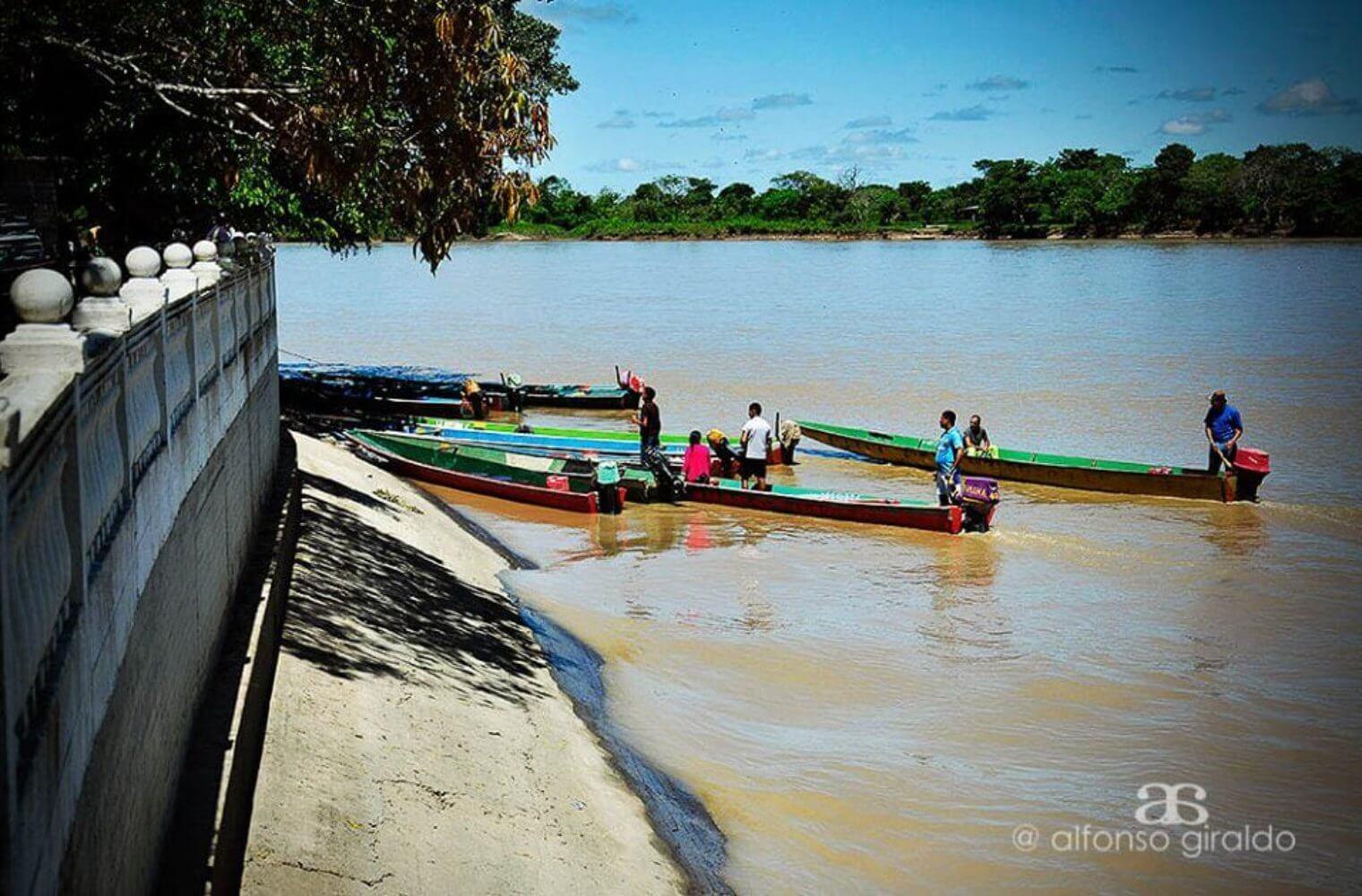 Abuso de autoridad denuncian la Asociación de pescadores del rio Arauca frente a las patrullas que se están realizando por orden presidencial como medida de prevención del covid-2019.