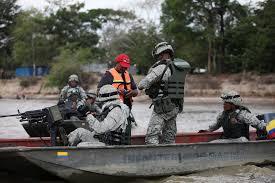 Infantería de Marina le hace un llamado a la comunidad de esta zona del país, a acatar la orden nacional luego del anuncio del cierre de frontera.