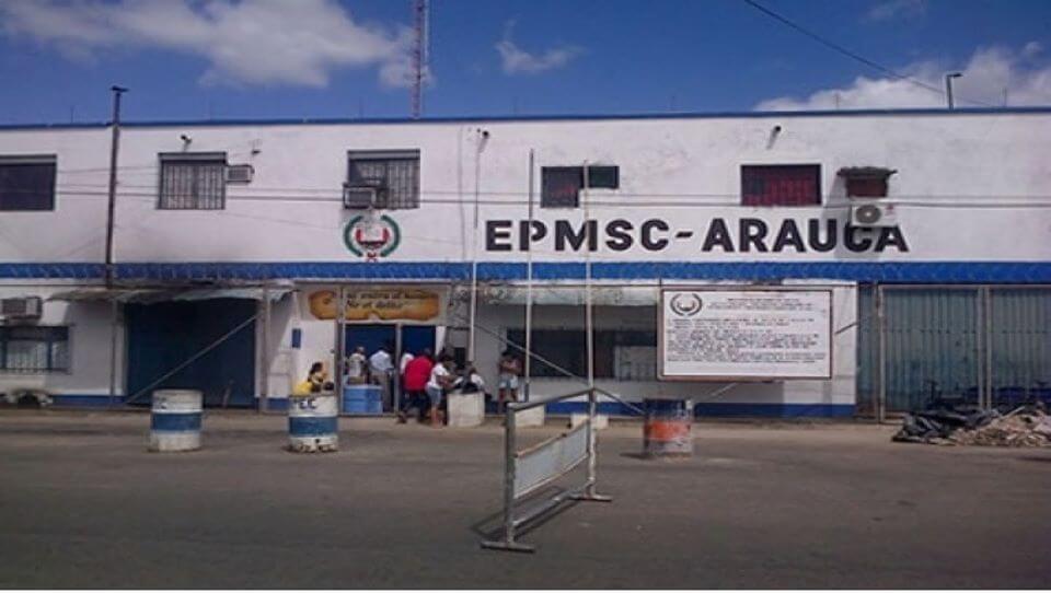 Internos de la cárcel de Arauca se suman a protesta prevista para hoy. Hacen exigencias y dicen que las condiciones en Arauca son paupérrimas.