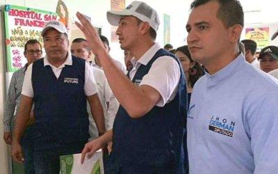 Asamblea Departamental se alista para iniciar de manera virtual las sesiones extraordinarias. Diputado Jhon Germán Martínez explicó el proceso.
