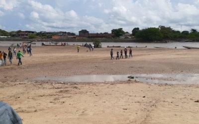 Las playas del río Arauca pareciera que estuvieran en el Festival de Verano. Esto se salió de las manos porque nos invadieron los venezolanos.