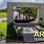 Puerto Fluvial en Arauquita promete Min-defensa para redoblar seguridad de los 297 kilómetros de frontera fluvial del Departamento de Arauca
