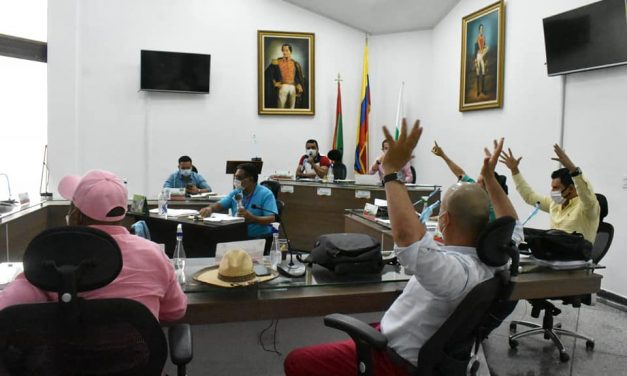 Concejo de Arauca aprobó el plan de desarrollo