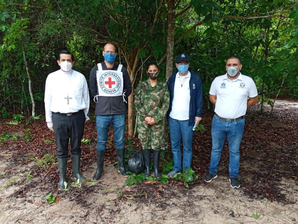 Liberada suboficial del Ejército secuestrada en Saravena