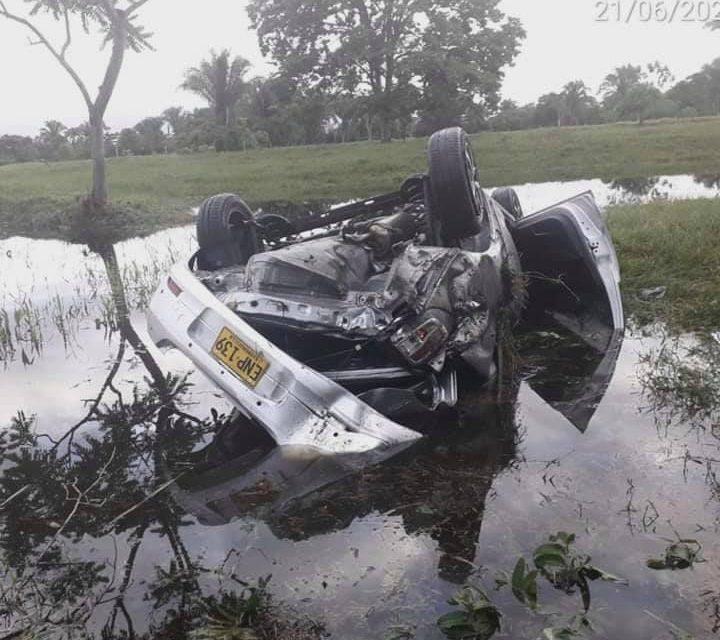 Continúan los muertos por accidentes de tránsito en el departamento de Arauca