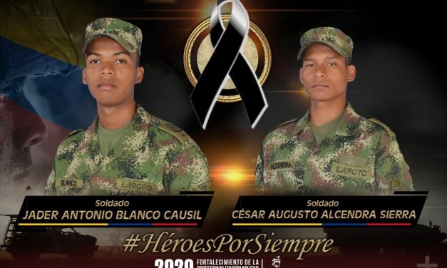 Dos militares muertos es el saldo que deja ataque de la guerrilla del Eln contra el ejército en Saravena
