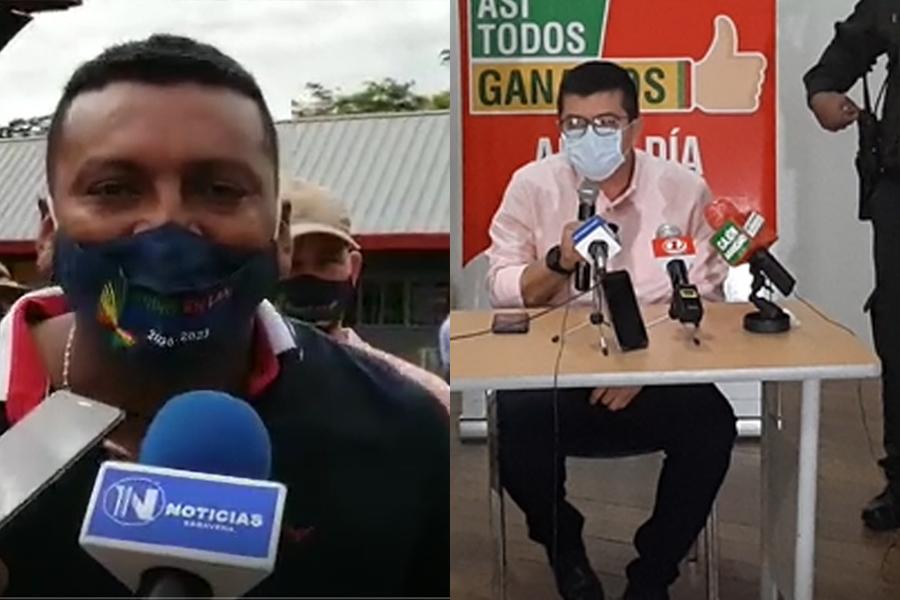 Arauca y Saravena decretan toque de queda por casos de Coronavirus