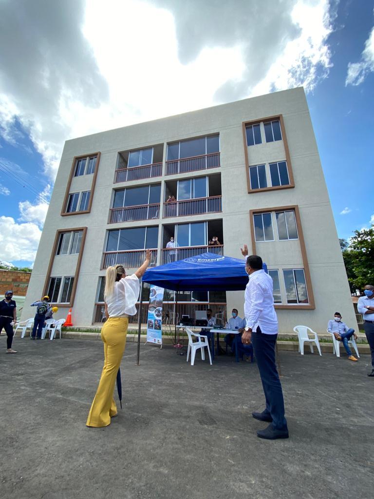 40 nuevas familias hoy gozan de su techo propio en Arauca