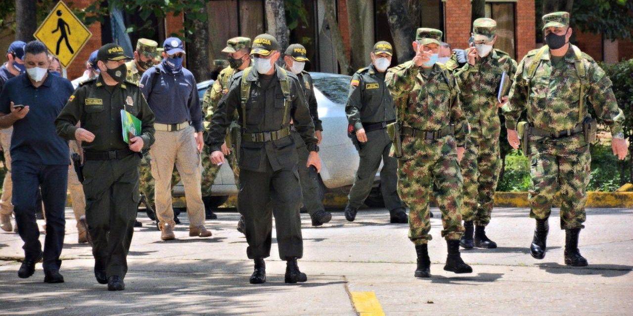 22 casos positivos de coronavirus en la brigada 18 del Ejército en Arauca