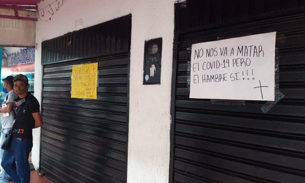 Pequeños comerciantes dispuestos a vender negocios en Arauca porque no aguantan más