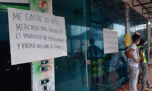 Alcalde de Arauca decreta toque de queda en el día sin IVA