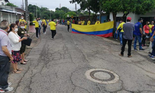 Comerciantes piden al Alcalde de Arauca que los dejen trabajar