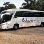 Buses que regresaban a Bogotá fueron hurtados por la guerrilla en zona rural del Dpto. de Arauca