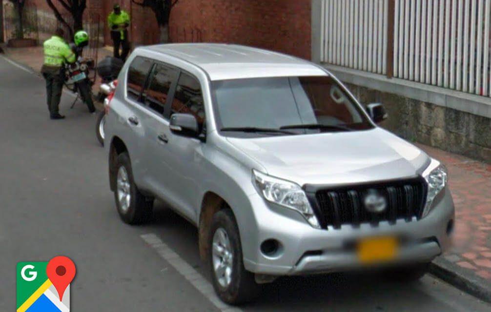 Hombres armados se llevaron Una Camioneta De La UNP, las armas y los chalecos de los escoltas