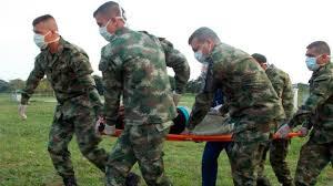 Al menos un militar herido en ataque de la guerrilla en Fortul