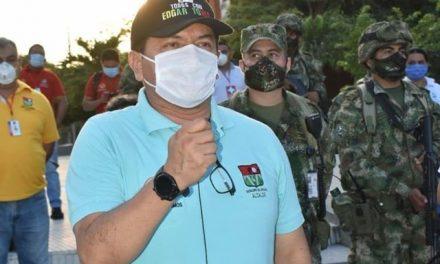 Alcalde de Arauca Edgar Fernando Tovar es positivo para covid-19