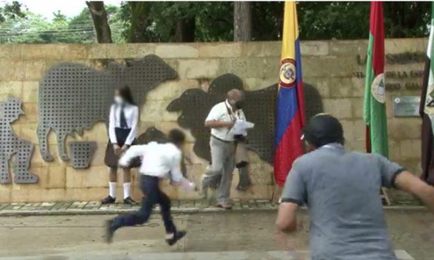 Disparos Cuando Estudiantes Desarrollaban Evento Del 7 De Agosto En La Esmeralda