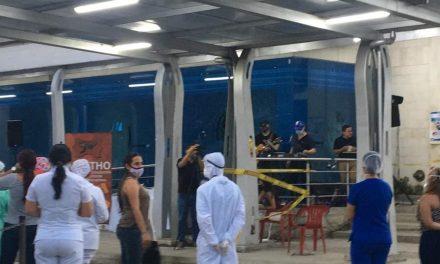 Homenaje al personal médico realizaron empresarios de Arauca