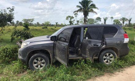 ¡Robo frustrado! Guerrilla no pudo llevarse vehículo de la UNP asignado al alcalde de Puerto Rondón
