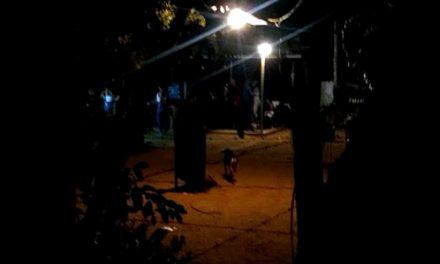 Policía encontró rumberos en el barrio Chorreras de Arauca, bailando y tomando