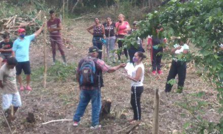 Cerca de 60 familias invadieron predio aledaño al parque ecoturístico en Arauca