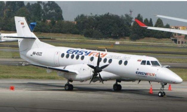 Easy Fly reactivará sus vuelos desde el 28 de septiembre en Arauca